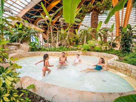 Camping Domaine des Ormes nieuwe zwembad