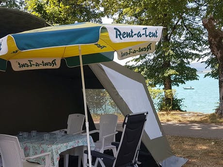 GlamLodge Camping Domaine de Chalain