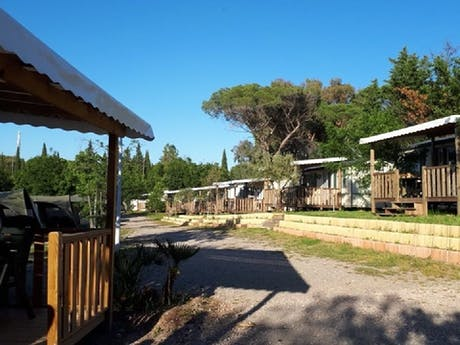 Stacarvans Lime camping Le Frejus