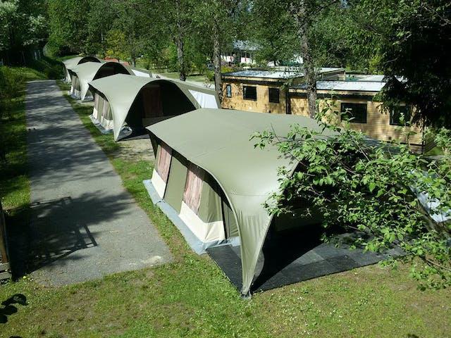 GlamLodge tenten camping Natterer See