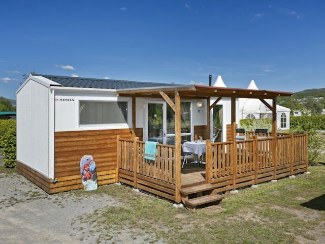 Stacaravan Luna camping Eschwege
