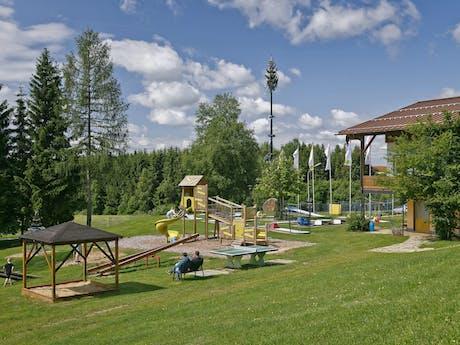 Camping Lackenhäuser speeltuin