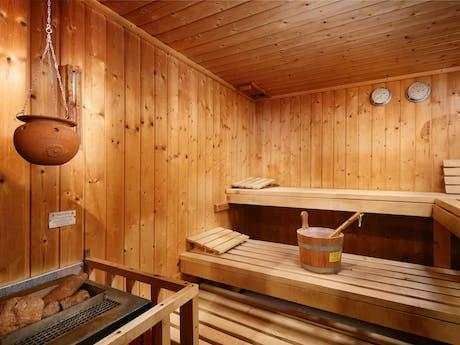 camping Viechtach sauna