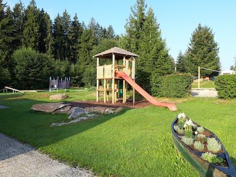 Camping Viechtach speelplaats