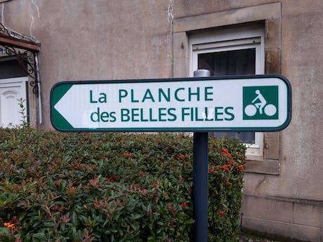 Vogezen fietsen La Planche des Belles Filles