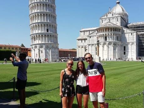 De Toren van Pisa VakantieVerhaal Barco Reale