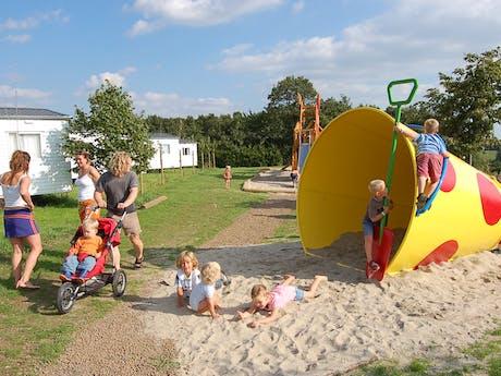 Camping Fuussekaul VakantieVerhaal speeltuin