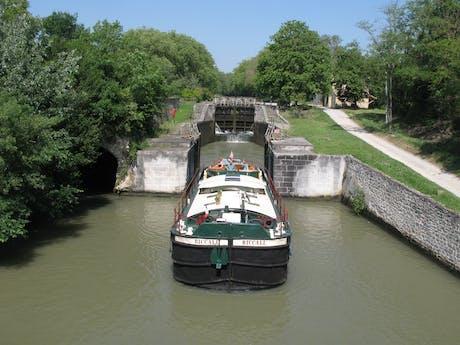 Canal du Midi fietsen