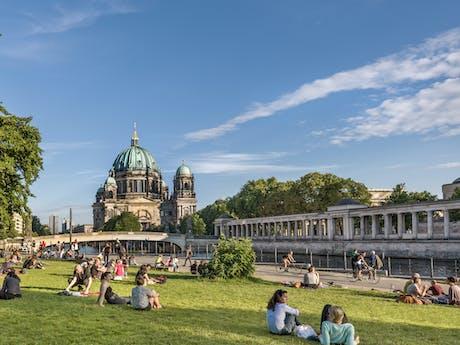 Fietsen Berlijn-Dresden