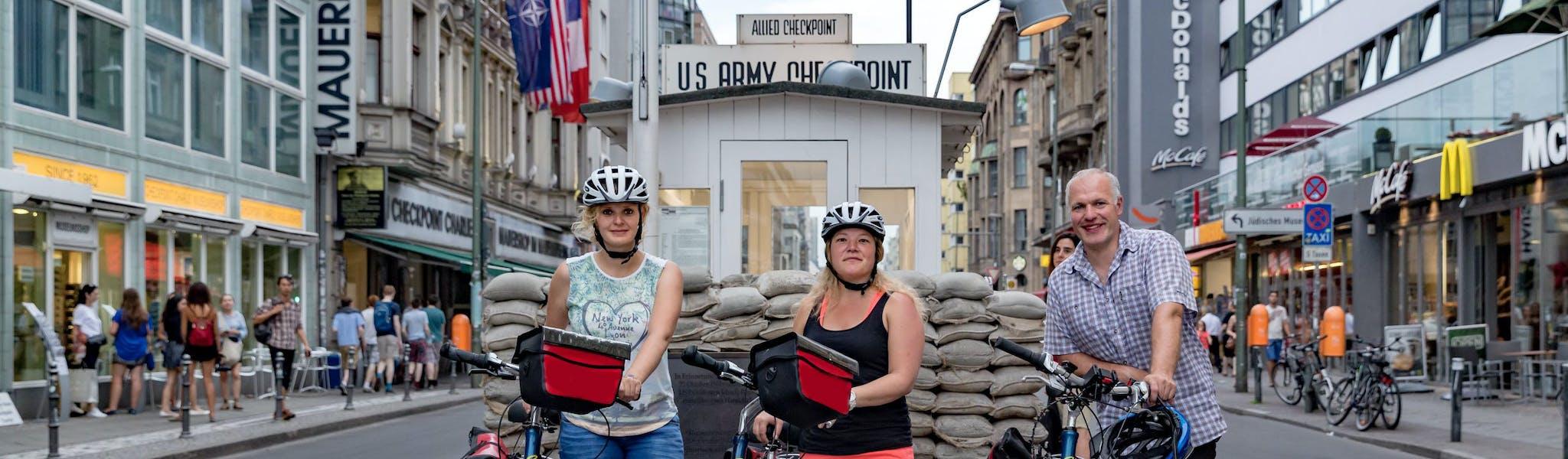 7-daagse fietsvakantie Berlijn - Leipzig