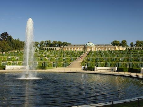 Sanssouci Berlijn Potsdam