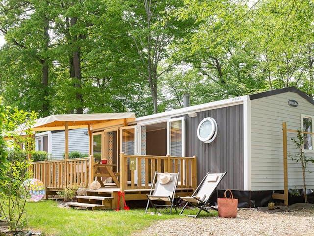 3-kamerstacaravan Cottage 4/5p ***