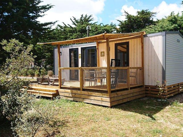 3-kamerstacaravan Cottage 4p ****