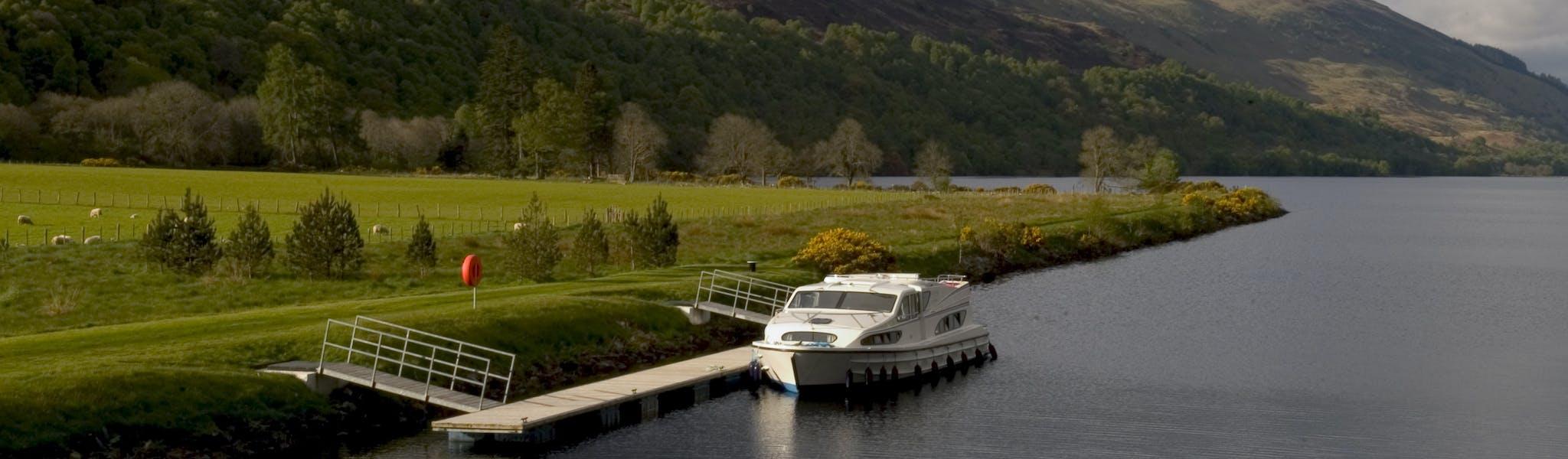 Caledonisch kanaal Schotland