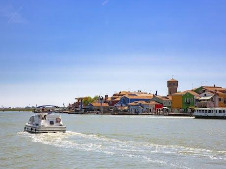 Venetië vaar Italie