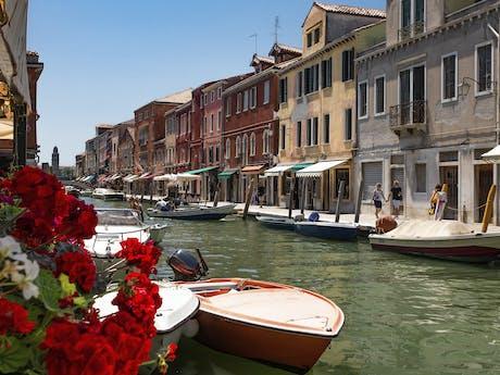 venetie vaar italie