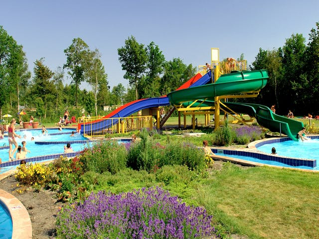 camping de Schotsman zwembad