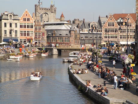 Varen Belgie Vlaanderen