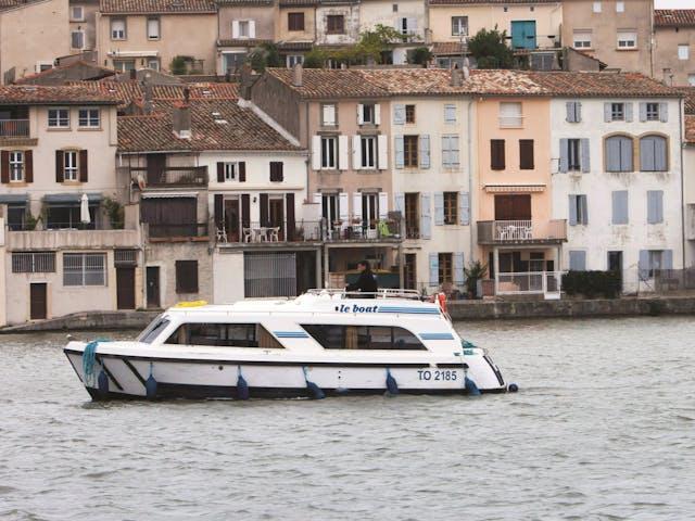 Cirrus A boot Le Boat