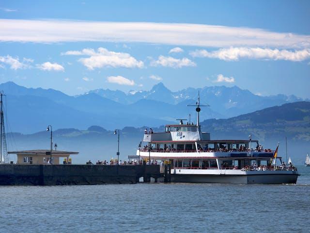 Bodensee boot Langenargen