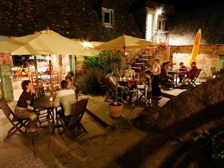 Camping Le Ranolien Restaurant