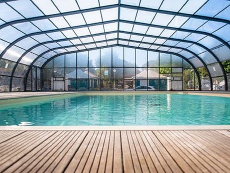 Binnenzwembad le Frejus