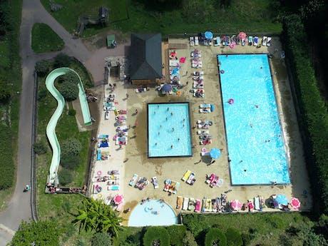 Zwembaden le Verdoyer