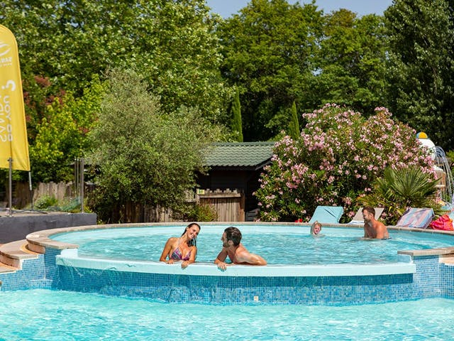 Le Col Vert_zwembad