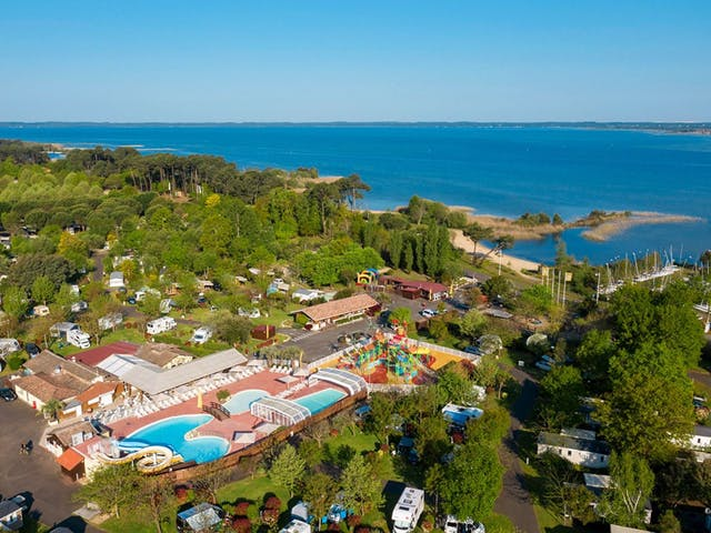 Camping Sanguinet Plage_overview