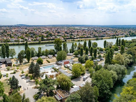 Camping Paris Maisons-Laffitte