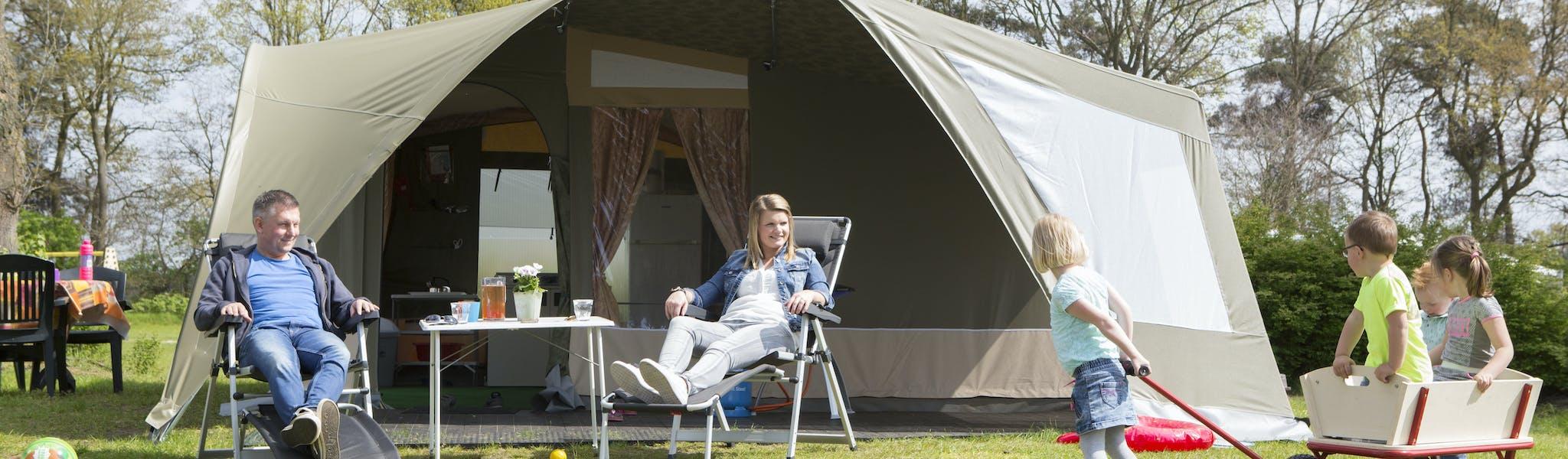 GlamLodge tent model
