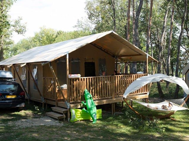 Lodge Safari 6p ***
