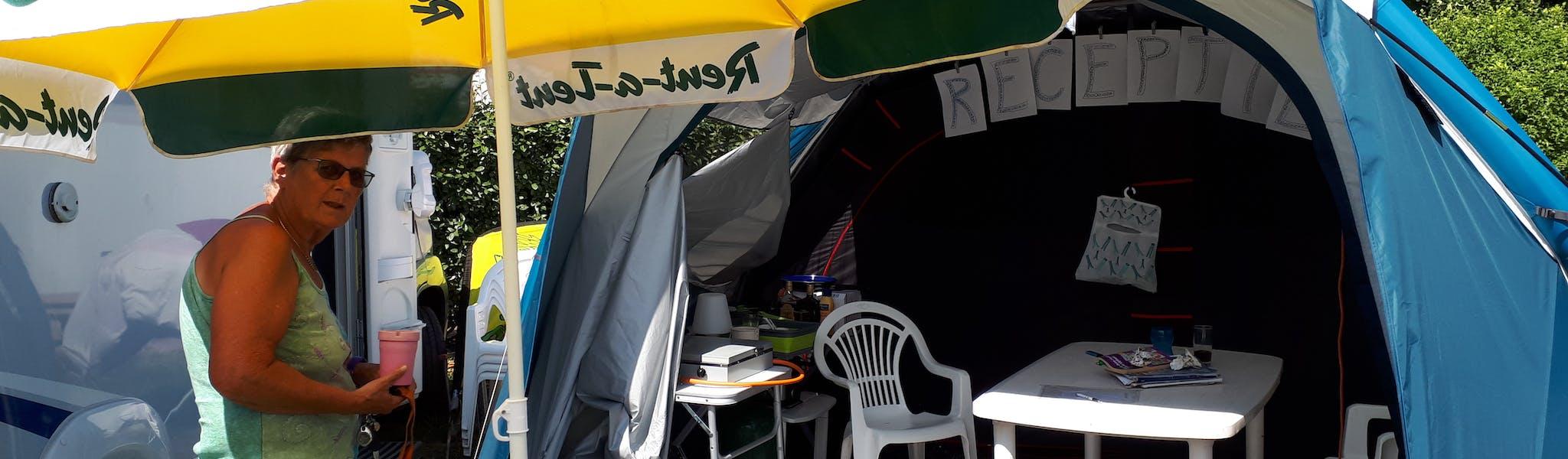 Annemie Camping Les Ecureuils