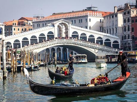 Venetië foto Pixaby