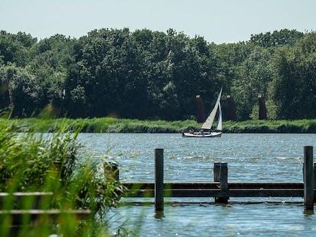 Zuid-Holland omgeving Koornmolen