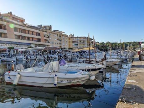 Spanje - Mallorca - Porto Cristo haven