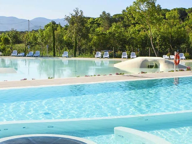 Etruria zwembad