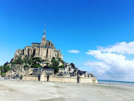 Mont Saint-Michel Reisverhaal ViaLora