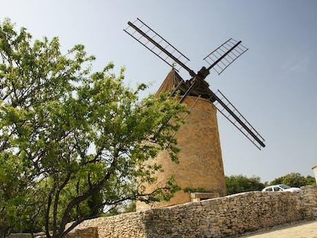 Provence Frankrijk Molen