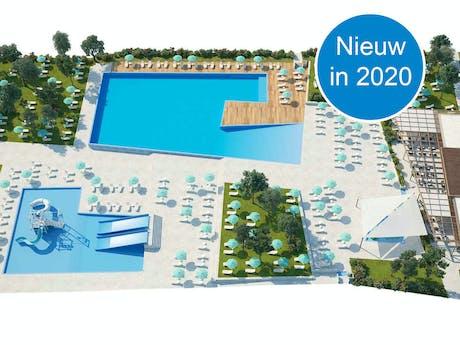 Park Umag nieuw zwembad