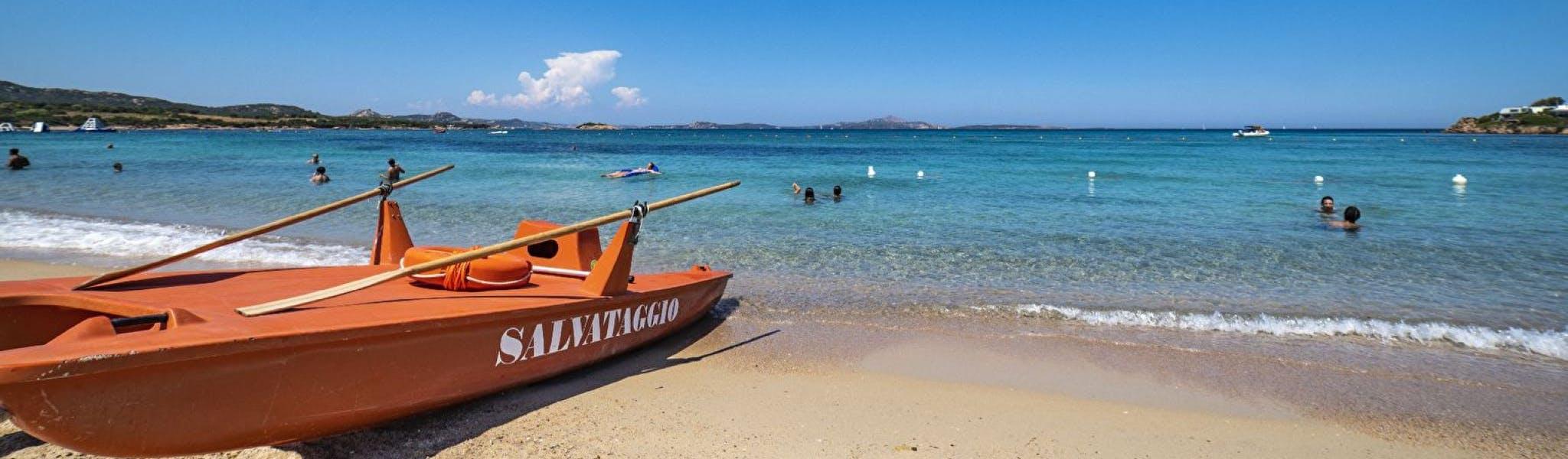 Bella Sardinia strand camping