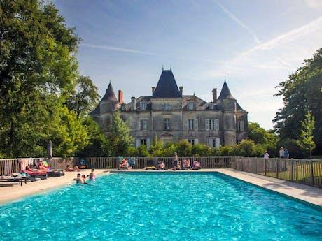 Camping Château la Forêt kasteel