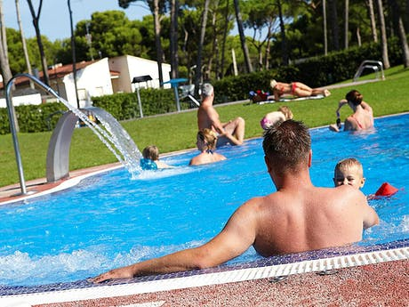 Interpals zwembad
