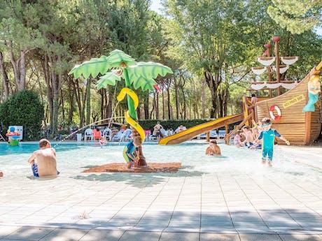 Camping Ca Savio zwembad
