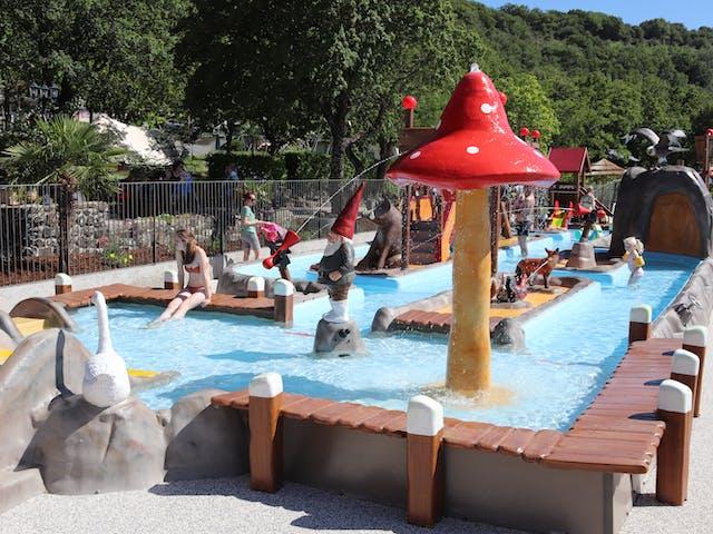 Camping Les Charmilles Kinderbad dichtbij