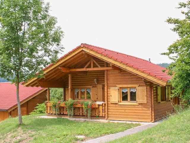 Vakantiepark Naturerlebnisdorf Stamsried