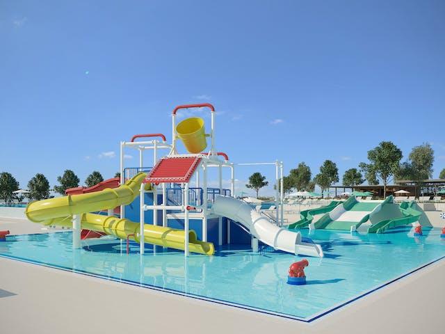 Camping Park Umag nieuw zwembad