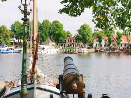 Nederland Blokzijl