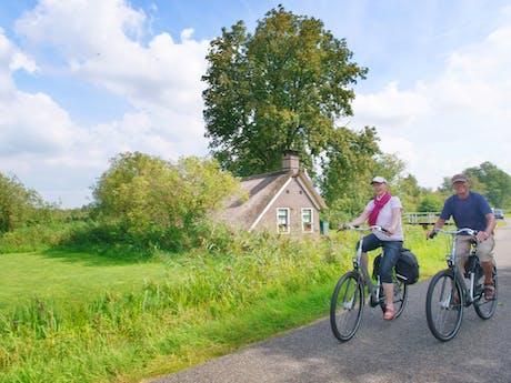 Weerribben Wieden fietsen