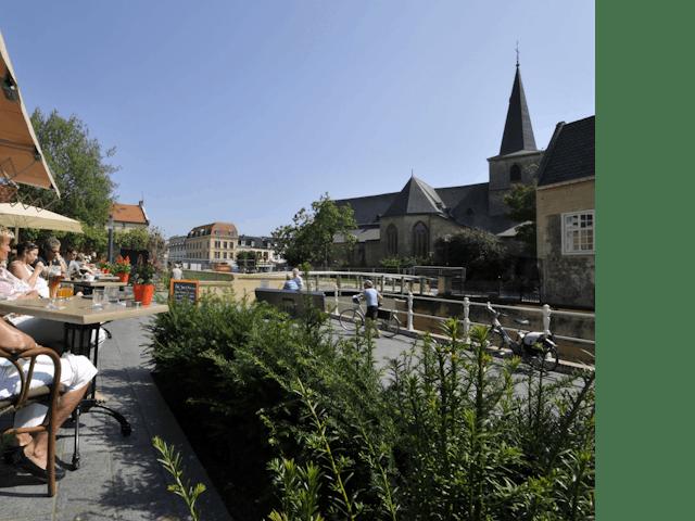 Terrasje Valkenburg